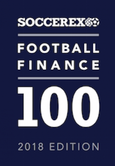 The financial might of England's top football clubs